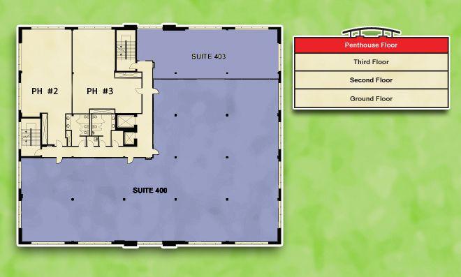 Boxgrove Medical Arts Centre – Penthouse Floor